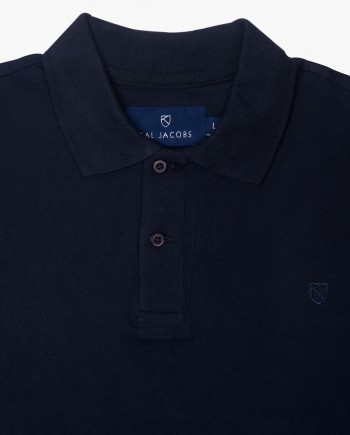 Classic Fit Midnight Navy Polo T-Shirt